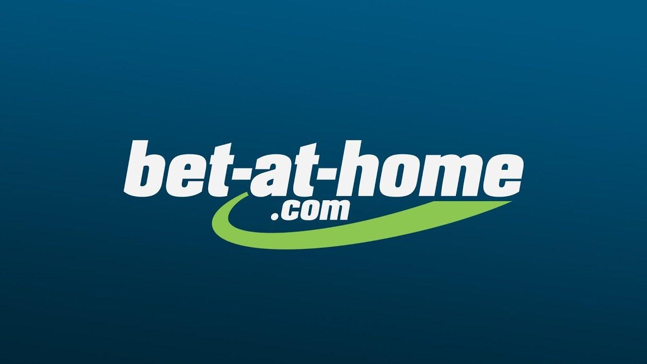 Лого БК Bet at home com