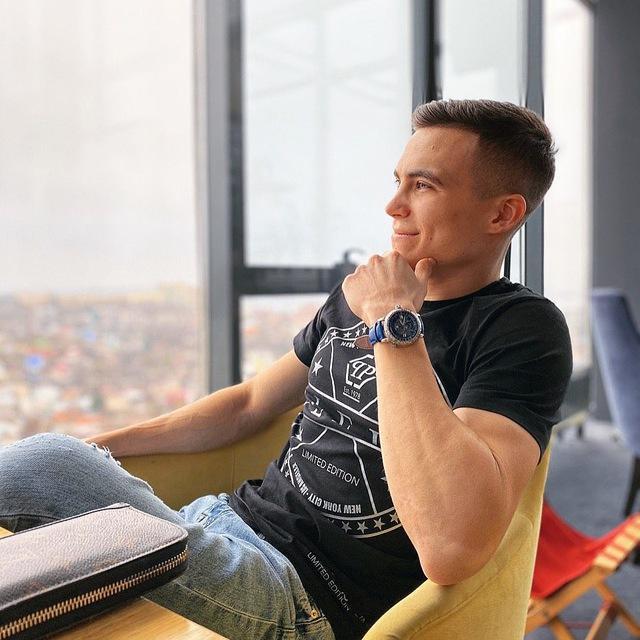 Дмитрий Франц фото