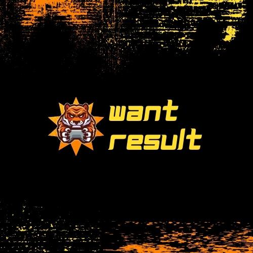 WantResult bot лого
