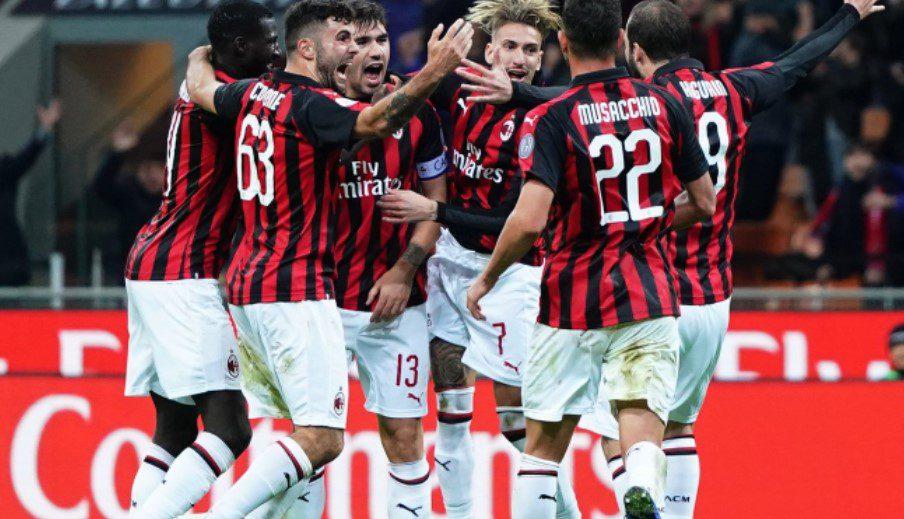 На что ставят капперы на Милан